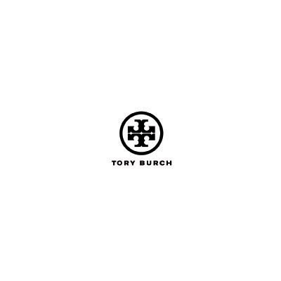 Custom tory burch logo iron on transfers (Decal Sticker) No.100113